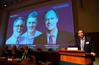 કેન્સરને નાથવા માટે નવી શોધ કરનારા ૩ વિજ્ઞાનીને નોબેલ પ્રાઈઝ