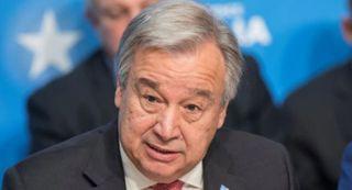 UN નાણાંકીય સંકટમાંથી પસાઇ થઇ રહ્યું છે : એન્ટોનિયો ગુટરેસ