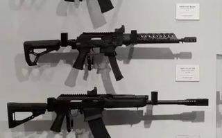 યૂપી: અમેઠીમાં બનશે દુનિયાની સૌથી ઘાતક રાઇફલોમાંથી એક રાઇફલ AK-203