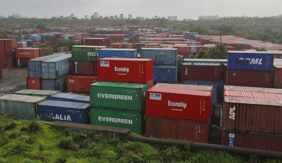 Exports dip 6.57% in September, imports contract 13.58%; trade deficit narrows to $10.86 bn