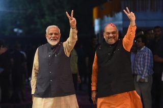 દિવાળી પર્વમાં વડાપ્રધાન મોદી અને અમિત શાહ ગુજરાતમાં, વિવિધ કાર્યક્રમોમાં હાજરી આપશે