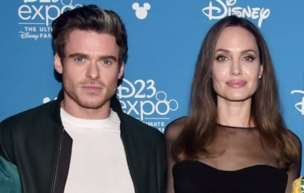 Angelina Jolie and The Eternals Cast Evacuated From Set Over Reported Bomb Scare