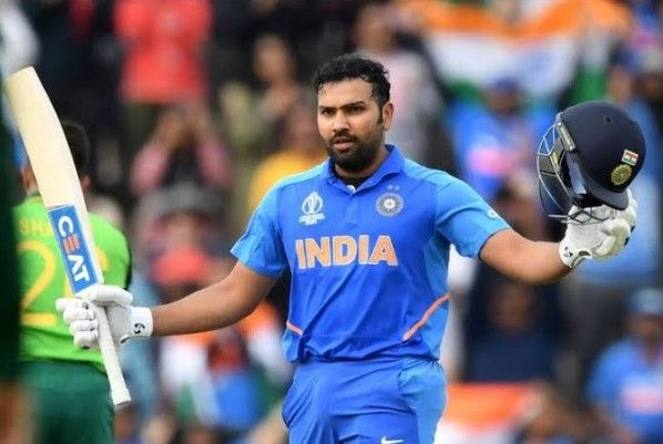 Rohit will be the first Indian male cricketer to play the 100th T20