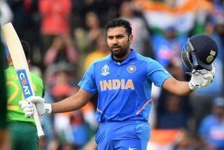 રોહિત 100મી ટી-20 રમનાર પ્રથમ ભારતીય પુરૂષ ક્રિકેટર બનશે