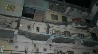 ભરૂચમાં એપાર્ટમેન્ટના ત્રીજા માળની ગેલેરી ધરાશયી : ચારનો બચાવ