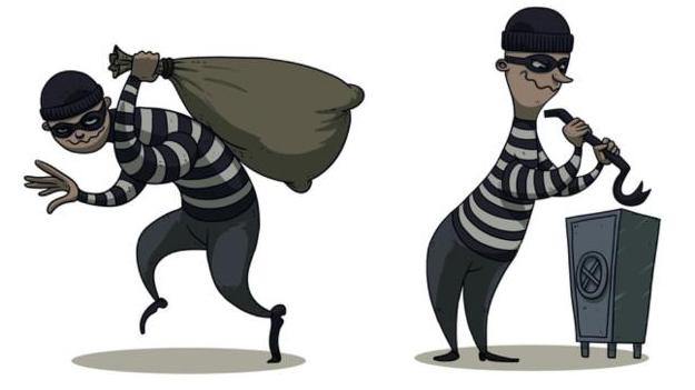 8.90 lakh stolen from Junagadh dealer's house