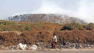 પીરાણા ડમ્પ સાઇટ ખાતે કચરાનો પહેલો ડુંગર ડિસેમ્બરમાં નાબૂદ થઇ જશે