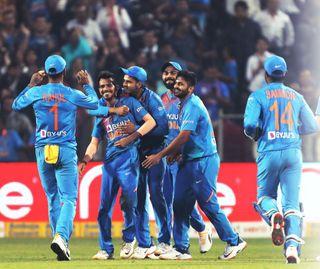 પૂણે: ટી20 શ્રેણીની અંતિમ મેચમાં ભારતનો શાનદાર વિજય, વિરાટ ટીમે અન્ય એક શ્રેણી નામે કરી