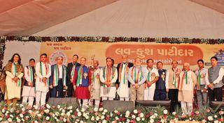 સરદાર પટેલના સ્વપ્નનાં ભારતનું નિર્માણ કરીએ: CM