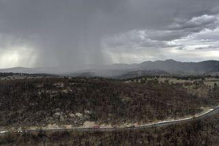 વરસાદ પડવાથી આગનો તાપ સહન કરતા ઓસ્ટ્રેલિયાને રાહત