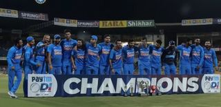 India Vs Australia: રોહિતની સદી, ભારતે જોરદાર પ્રદર્શન સાથે2-1થી સિરીઝ જીતી