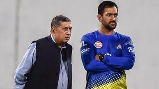 ધોનીને 2021ની IPLમાં પણ રિટેઇન કરીશુંઃ શ્રીનિવાસન