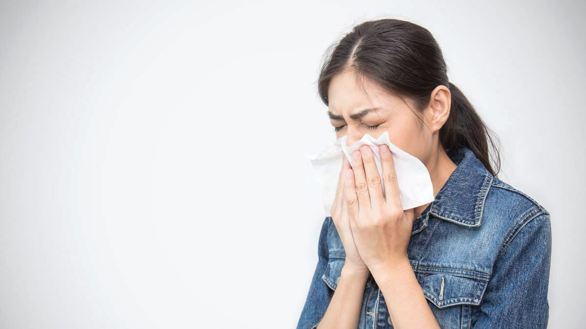 Cold: Closed nose sore is worse than nasal congestion!