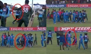 U19WC Final: ભારતીય ખેલાડીઓ સાથે ગેરવર્તન કરવા બદલ બાંગ્લાદેશી કેપ્ટને માફી માંગી