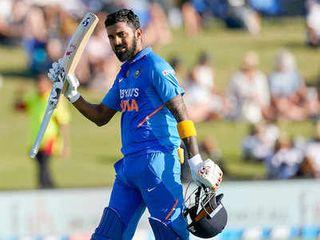 ત્રીજી વન-ડે : કે એલ રાહુલની સદી, ભારતે ન્યૂઝીલેન્ડને 297નો ટાર્ગેટ આપ્યો