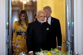 અમેરિકન પ્રેસિડેન્ટ ટ્રમ્પ અને ફર્સ્ટ લેડી ગુજરાતની મહેમાનગતિ માણશે, ગુરુવારથી તૈયારીનો ધમધમાટ