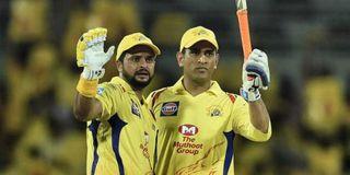 ધોની ભારતીય ટીમનો અત્યાર સુધીનો શ્રેષ્ઠ કેપ્ટન : રાઇના