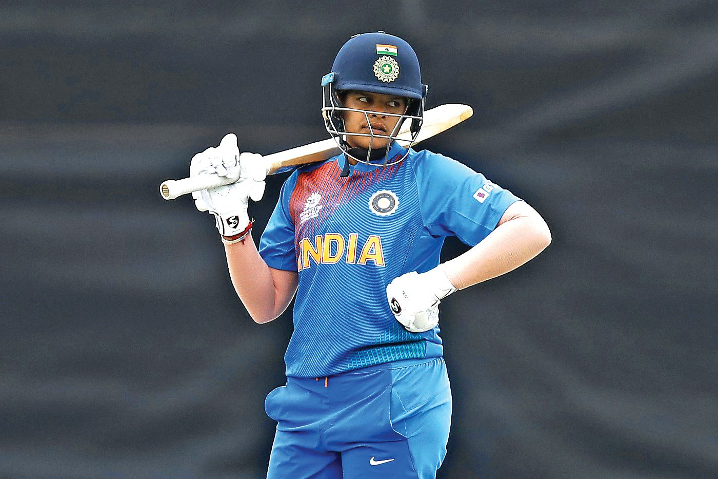 Shefali Verma is the new star of Indian women's cricket