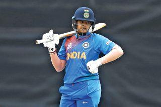 શેફાલી વર્મા ભારતીય મહિલા ક્રિકેટની  નવી સ્ટાર છે
