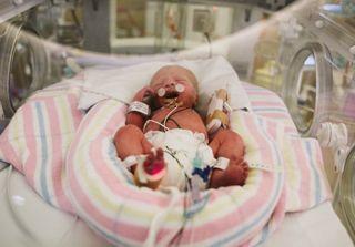 3 દિવસના બાળકને એલ.જી. હોસ્પિટલમાં ત્યજી માતા પલાયન