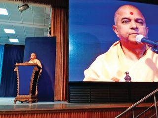 BAPS : ભારતનાં મંદિરોમાં તમામ સભા, સંતવિચરણ મોકૂફ, દર્શન-અભિષેક ખુલ્લાં