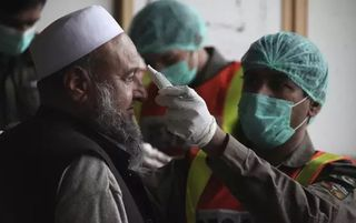 પાકિસ્તાનમાં કોરોના વાયરસના દર્દીઓની સંખ્યા વધીને 193 થઈ