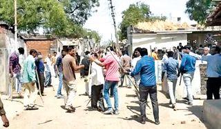ધનસુરા તાલુકાના હીરાપુર કંપા અને નારણપુર ગામ વચ્ચે જૂથ અથડામણ: ભારેલા અગ્નિ જેવી પરિસ્થિતિ