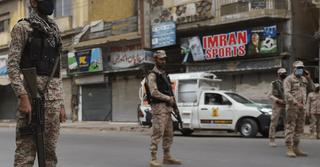 કોરોના વાયરસ: પાકિસ્તાને સેના તહેનાત કરી