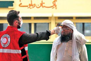 પાકિસ્તાનમાં કોરોના વાયરસની બીમારીના કુલ 800 કેસ નોંધાયા