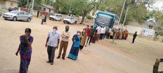 વિસનગરમાં નેપાળથી આવેલા વ્યકિતઓને 14 દિવસ સુધી આઇસોલેશન વોર્ડમાં રખાશે