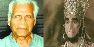 રામાયણમાં સુગ્રીવનું પાત્ર ભજવનારા શ્યામ સુંદરનું નિધન, રામ-લક્ષ્મણે સોશિયલ મીડિયા પર શોક વ્યક્ત કર્યો