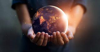 વિશ્વ ને બચાવવા વિશ્વ વિધાતા બનો