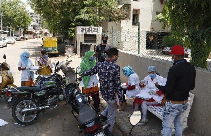 medical team reaches to gopalnagar