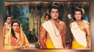 રામાયણ : તીરથી સુનીલ લહેરી થયા હતા ઘાયલ, આવી રીતે થતા હતા વોર સીન
