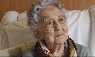 સ્પેનનાં સૌથી વૃદ્ધ 113 વર્ષનાં મહિલા કોરોના સામે જંગ જીત્યાં