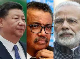 આગામી અઠવાડિયે ભારત WHOના એક્ઝિક્યૂટિવ બોર્ડના ચેરમેન પદે