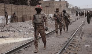 બલૂચિસ્તાનમાં બે અલગ-અલગ આતંકવાદી હુમલામાં 7 પાકિસ્તાની સૈનિકોના મોત