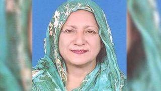 પાકિસ્તાન : ઇમરાન ખાનની પાર્ટી PTIના નેતા શાહીન રઝાનું કોરોનાના કારણે મોત