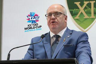 આ વર્ષે ટી20 વર્લ્ડ કપનું આયોજન અવાસ્તવિકઃ ક્રિકેટ ઓસ્ટ્રેલિયાના ચેરમેન
