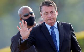 બ્રાઝીલના રાષ્ટ્રપતિને માસ્ક નહીં પહેરવા બદલ કોર્ટે દંડ ફટકારવાની ચીમકી આપી
