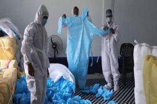 PPE ઉત્પાદન માટેના નિયમો હળવા કરાયા