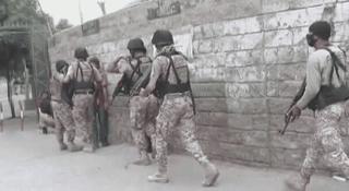 પાકિસ્તાન સ્ટોક એક્સચેન્જ પર આતંકી હુમલો, અંધાધુંઘ ફાયરિંગ, ચાર આતંકવાદીઓ ઠાર