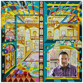 ગુજરાત રાજ્ય લલિતકલા અકાદમીનો પ્રથમ ક્રમનો જ્યુરી એવોર્ડ વડોદરાના કલાકાર શૈલેષ પટેલને મળ્યો