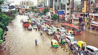 સૌરાષ્ટ્ર પર મેઘો મહેરબાન, સાર્વત્રિક અડધાથી ત્રણ ઇંચ વરસાદ: એક મોત
