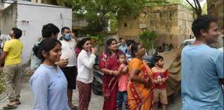 સૌરાષ્ટ્રમાં 4.8ની તીવ્રતાનો ભૂકંપ, કેન્દ્રબિન્દુ રાજકોટથી 18 કિ.મી ભાયાસર ગામે નોંધાયું