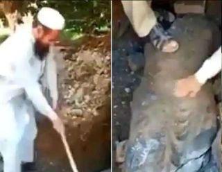 પાકિસ્તાનઃ ઘર નિર્માણમાં ગૌતમ બુદ્ધની ઐતિહાસિક મૂર્તિ મળી, કટ્ટરપંથીઓએ તોડી નાંખી