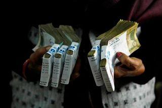 ગોધરાઃ પોણાં પાંચ કરોડ રુપિયાની કિંમતની જૂની નોટો જપ્ત કરવામાં આવી