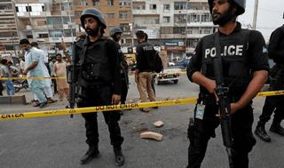 પાકિસ્તાનમાં રેલીમાં ગ્રેનેડ હુમલો, 40 લોકો ઈજાગ્રસ્ત