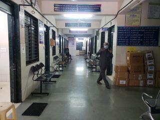 કુંડાળની સબ ડિસ્ટ્રીકટ હોસ્પિ. અગ્નિશામકો વિહોણી