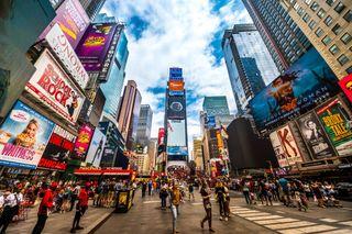 ન્યૂયોર્કના ટાઈમ્સ સ્ક્વેર ટાવર પર પહેલી વખત ત્રિરંગો લહેરાશે